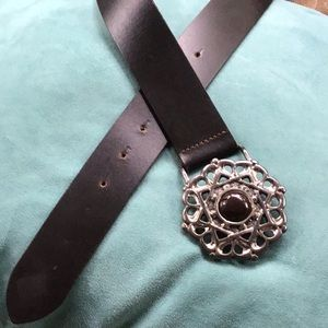 Beautiful New York & co leather belt